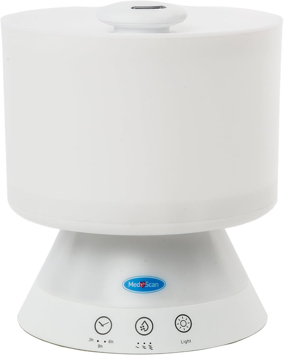 Medescan Top-Filling Rainbow Mist Humidifier | Baby Box | NZ Baby Shop