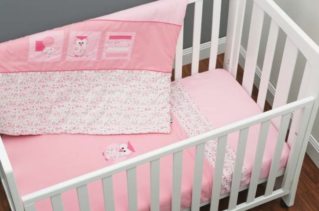 Mother's Choice 4PC Manchester Set | Baby Box | NZ Baby Shop