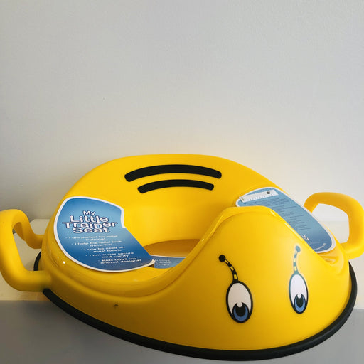 My Little Trainer Seat - Bumblebee Toilet Seat | Baby Box | NZ Baby Shop