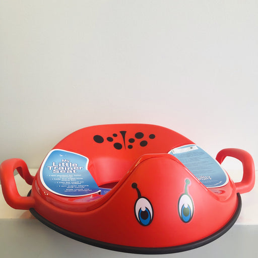 My Little Trainer Seat - Ladybird Toilet Seat | Baby Box | NZ Baby Shop