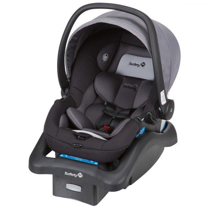 Safety 1st OnBoard 35 LT Capsule Car Seat - Steel | Baby Box | NZ Baby Shop