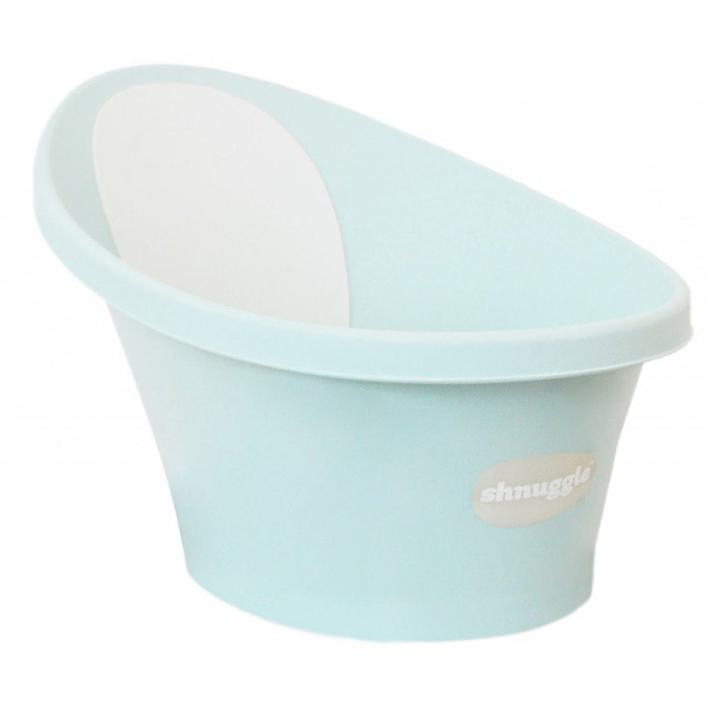 Shnuggle Baby Bath - Baby Blue | Baby Box | NZ Baby Shop