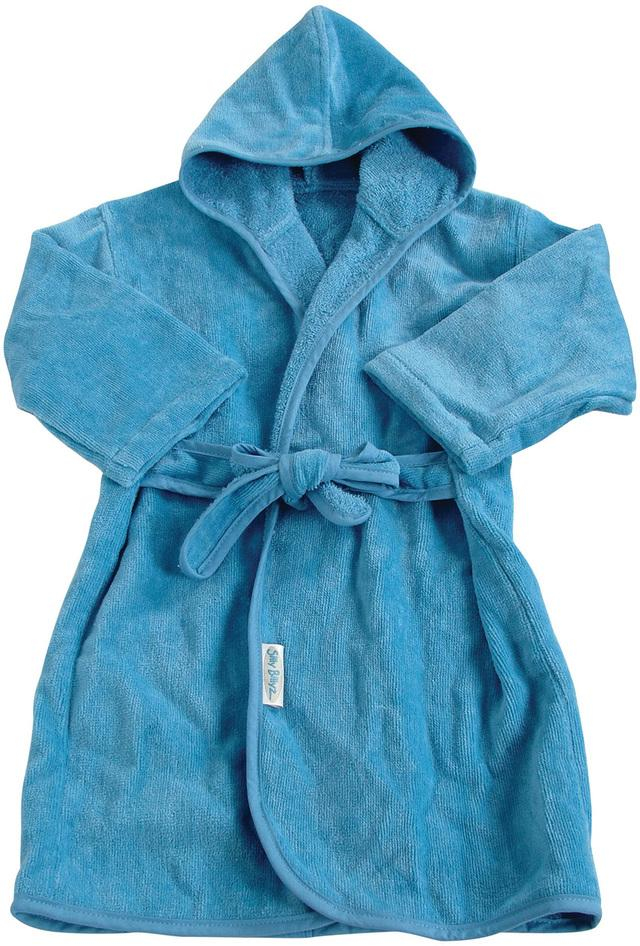 Silly Billyz Marine Organic Mini-Me Bath Robe | Baby Box | NZ Baby Shop