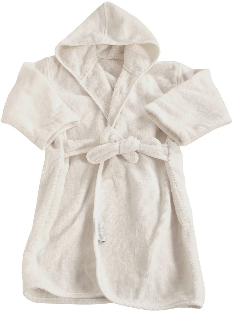 Silly Billyz Milk Organic Mini-Me Bath Robe | Baby Box | NZ Baby Shop