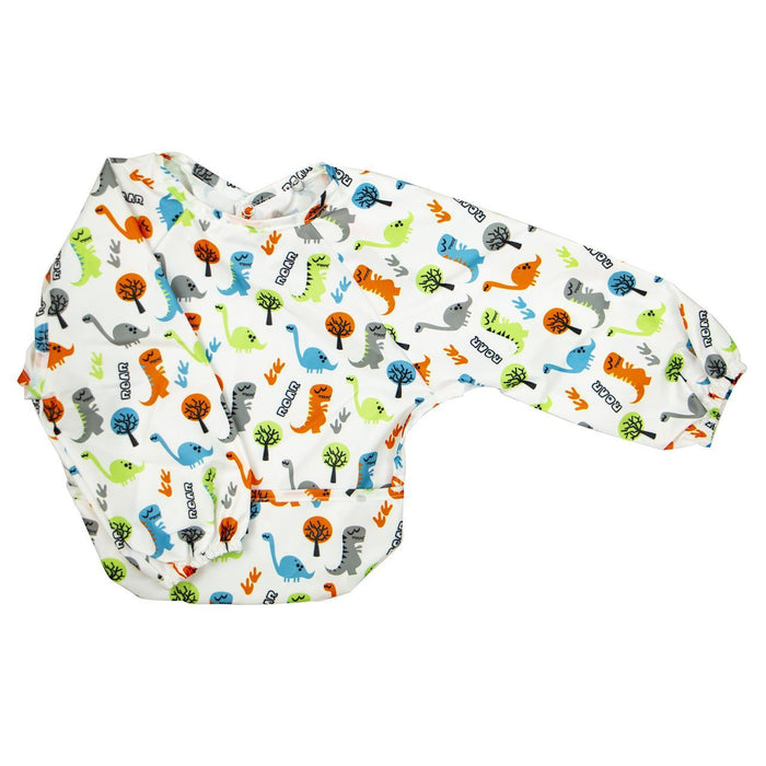 Silly Billyz Wipe Clean Bib - Dinosaur | Baby Box | NZ Baby Shop