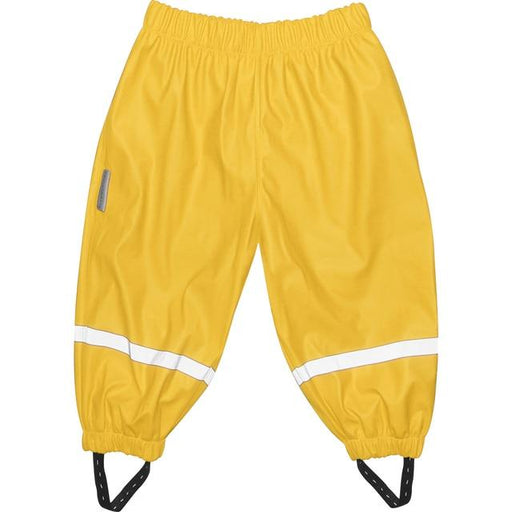 Silly Billyz Yellow Waterproof Trouser Pants | Baby Box | NZ Baby Shop