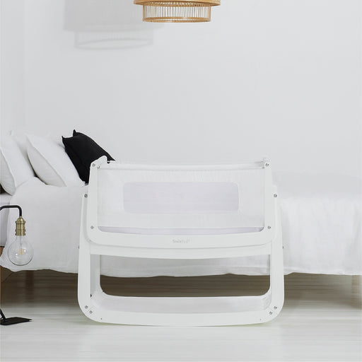 Snuzpod 4 Bassinet - White | Baby Box | NZ Baby Shop