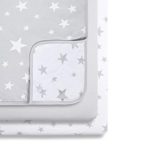 Snuzpod Crib Bedding Set - 3 Pack - Stars | Baby Box | NZ Baby Shop