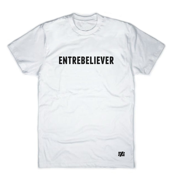 EntreBeliever Founders Tee (White)