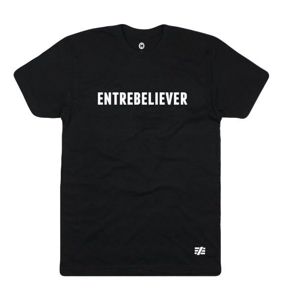 EntreBeliever Founders Tee (Black)