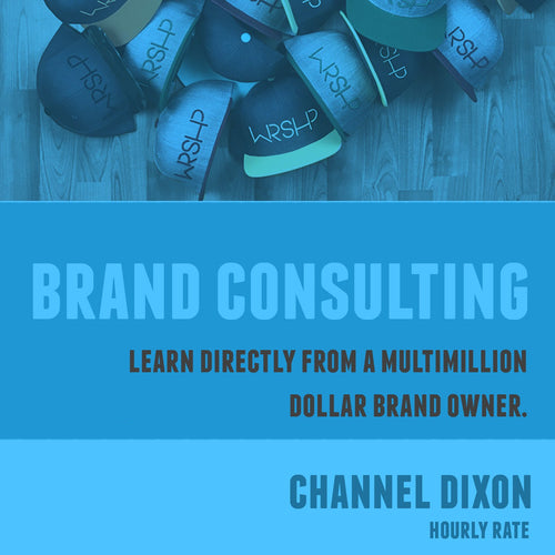 EntreBeliever Brand Consulting (1 Hour)