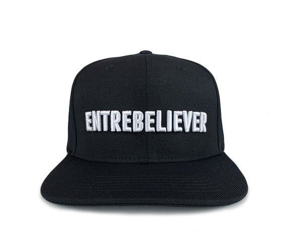 EntreBeliever Founder's SnapBack - Black
