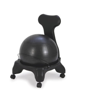 Health and Fitness Balance Fit Chair, Black