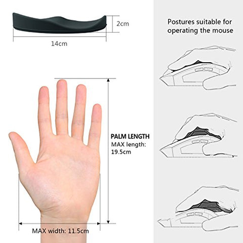 Mouse Wrist Rest Pad