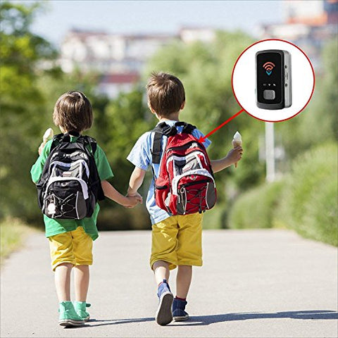 Mini Portable Real Time Personal and Vehicle GPS Tracker