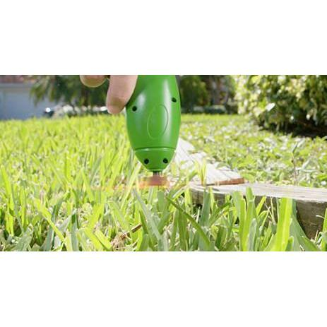 Image of Grass Trimmer Cordless Weed Eater Electric Garden Grass Trimmer