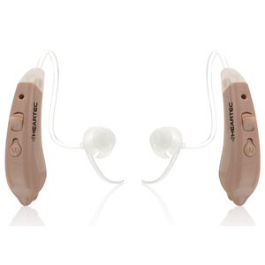 HEARTEC T30 Digital Hearing Aid Amplifier BTE (1 Pair)