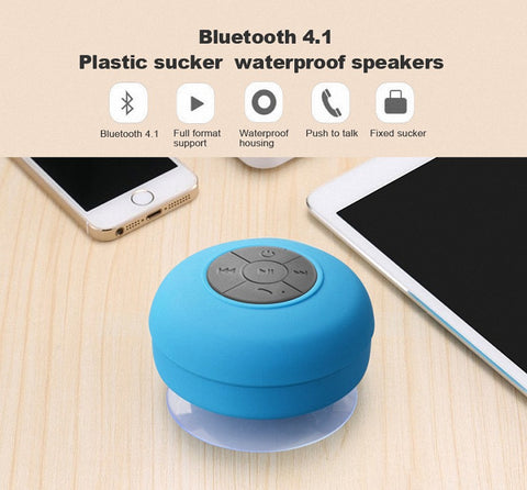 Image of Mini Shower Wireless Bluetooth Speaker