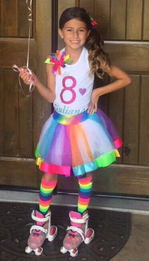8th Birthday Outfits