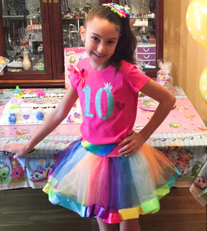 10th Birthday Outfits