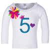 Birthday 5 Shirt