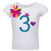 birthday 3 shirt
