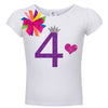 4th Birthday Shirt