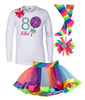 lollipop birthday 8 shirt