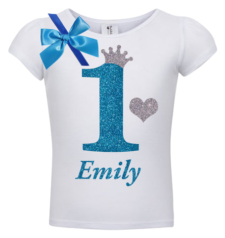 1st Birthday Shirt - Sweet Candy Cotton