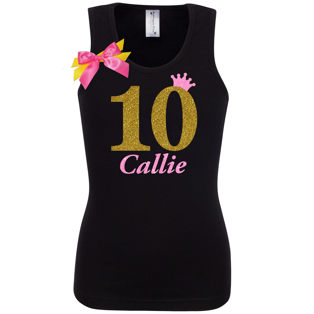 Golden Caramel 10 Shirt
