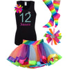 12th Birthday Outfit - Green Apple Twist - Outfit - Bubblegum Divas Store