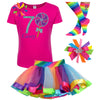 7th Birthday Outfit - Berry Twist Lollipop - Outfit - Bubblegum Divas Store