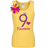 9th Birthday Shirt - Diamond Grape - Shirt - Bubblegum Divas Store
