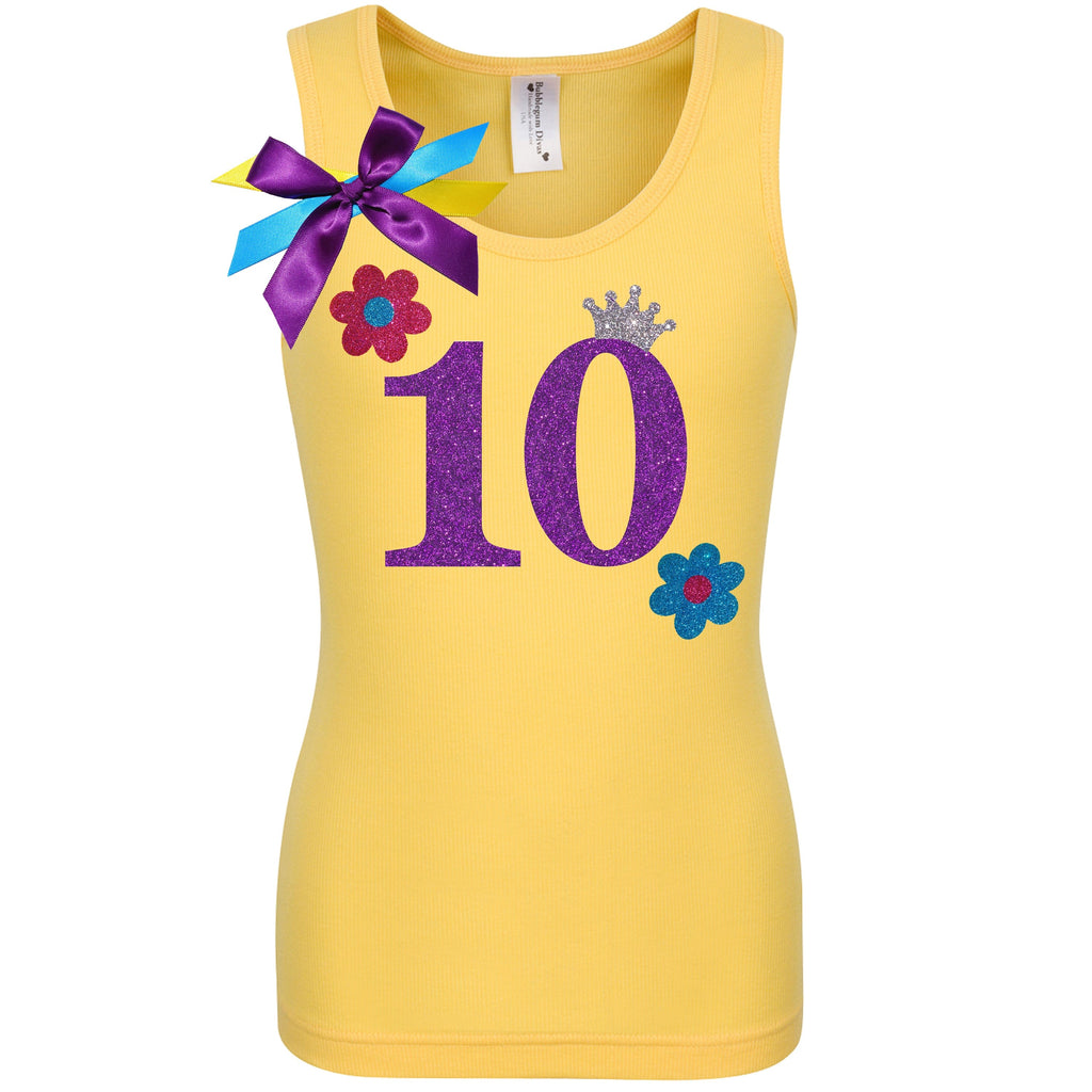 Daisy Flower 10 Shirt