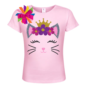 Flower Princess Cat MoShi