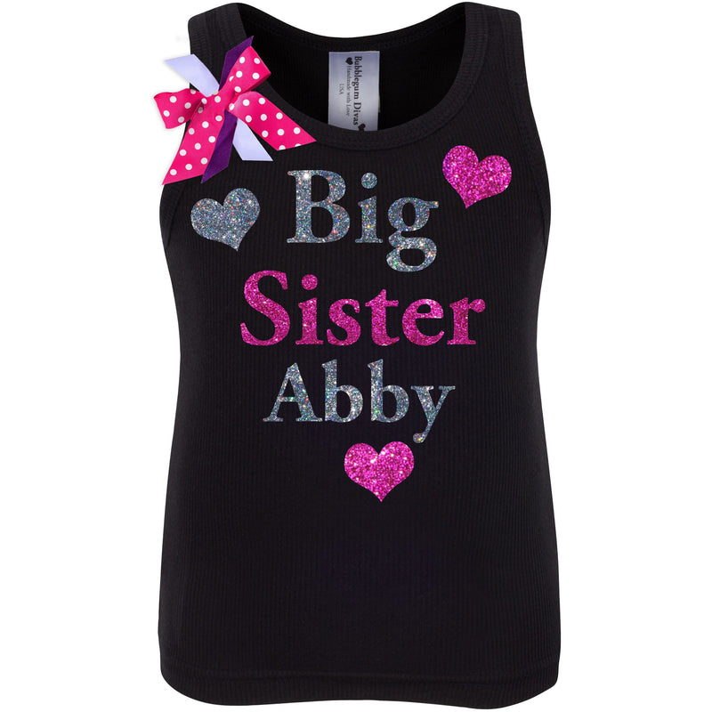 Big Sister - Love Hearts -  - Bubblegum Divas Store