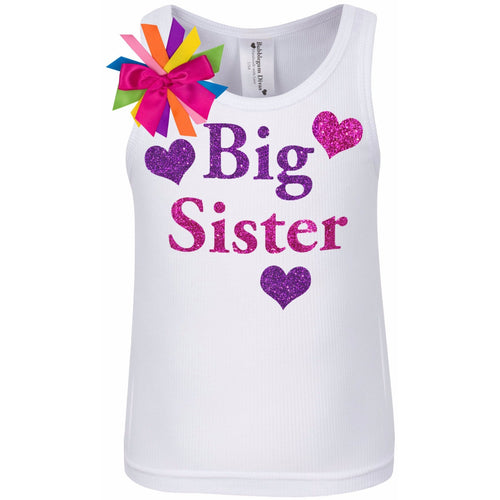 Big Sister - Love Hearts