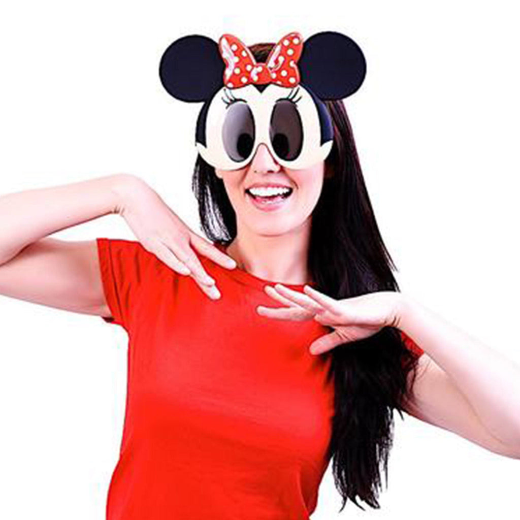 Minnie Mouse Dot Sunglasses