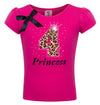 2nd Birthday Shirt - Cheetah Girls