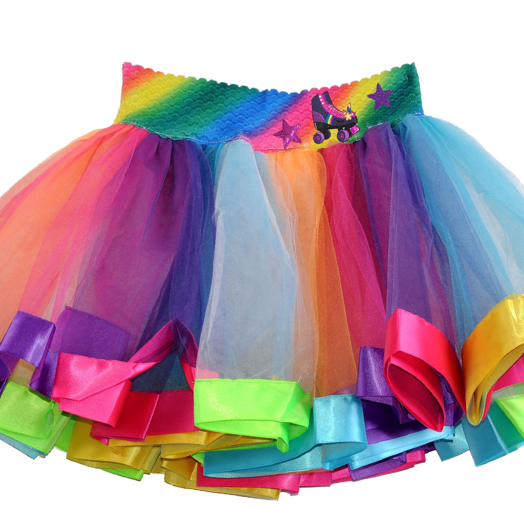 Twilight Unicorn Roller Skate Tutu