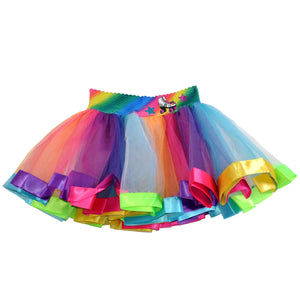 Princess Unicorn Roller Skate Tutu