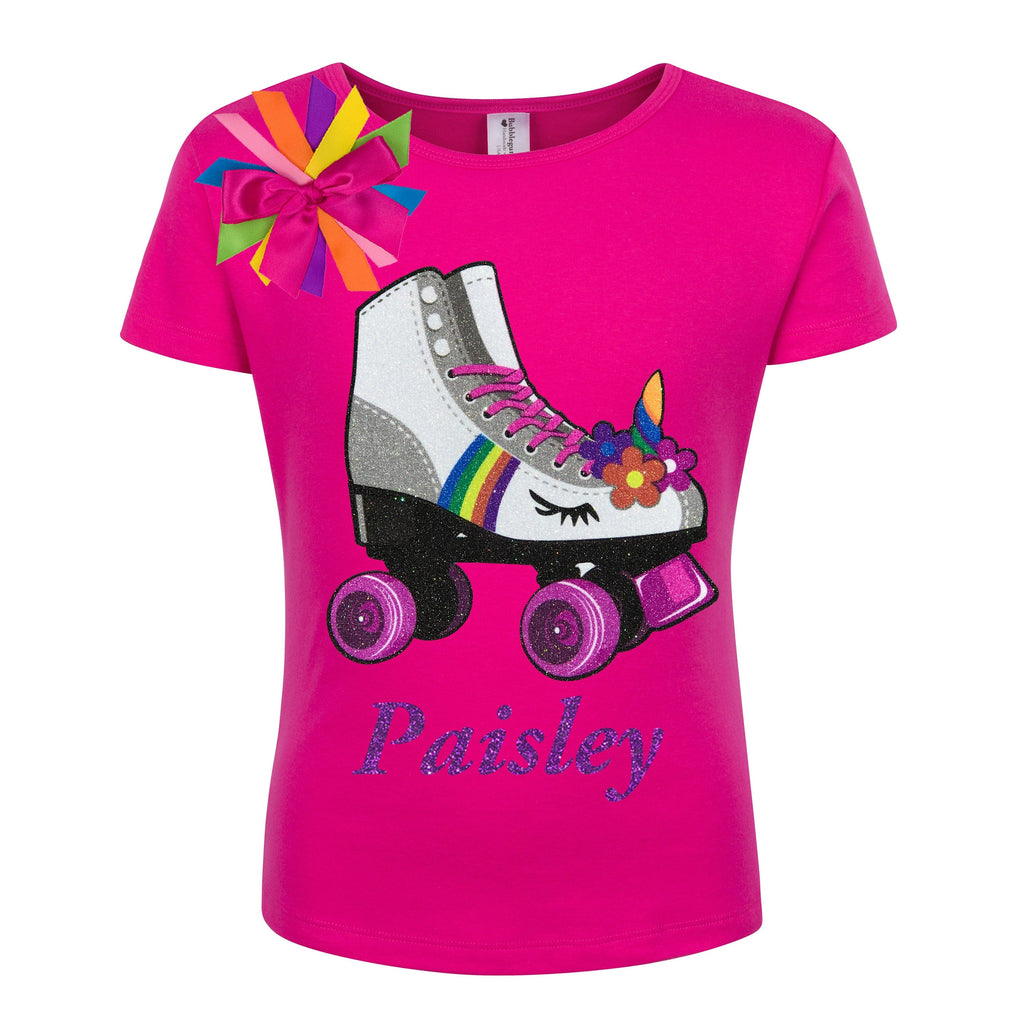 Princess Skate Pink Shirt