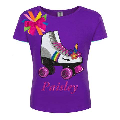 11th Birthday Outfit - Roller Skate Party