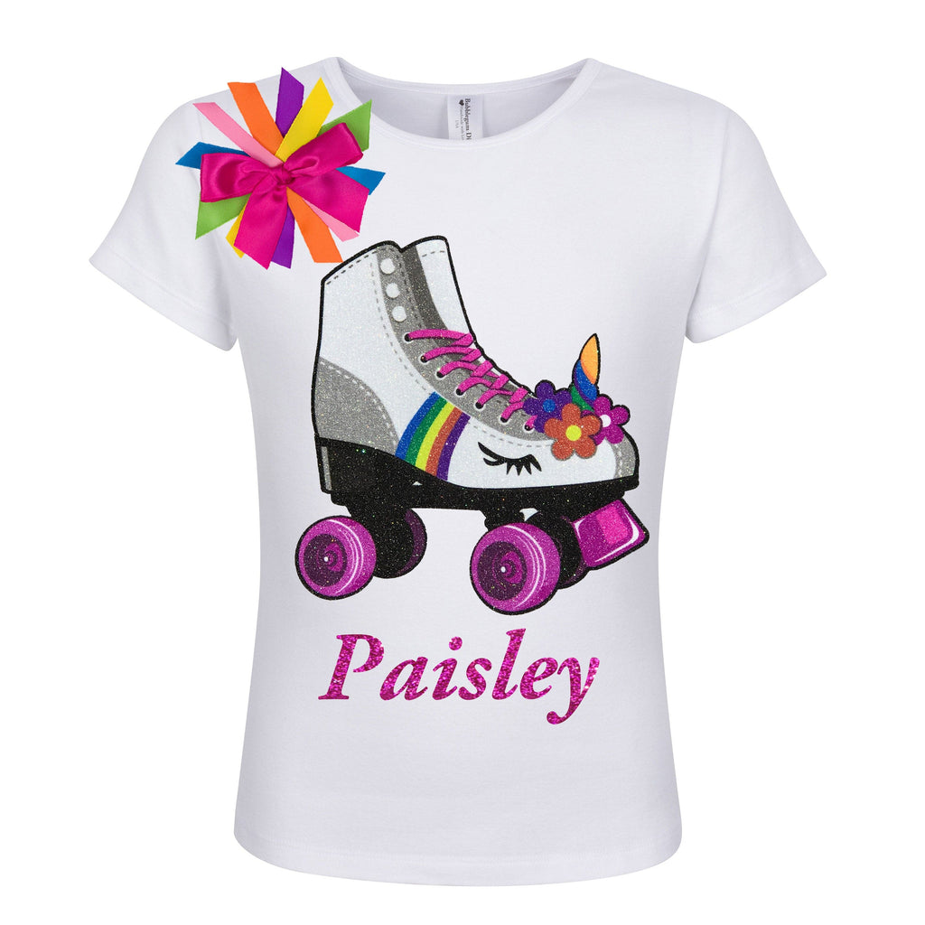 Princess Skate White Shirt