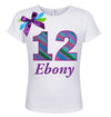 12th Birthday Roller Skate Shirt