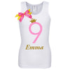 9th Birthday Shirt - Pink Sugar Diva - Shirt - Bubblegum Divas Store
