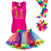 Golden Caramel 11th Birthday - Outfit - Bubblegum Divas Store