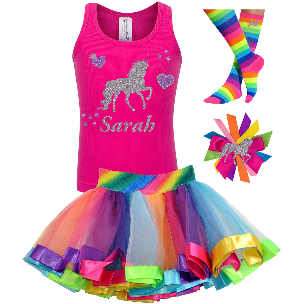 Unicorn Outfit - Magical Galaxy - Outfit - Bubblegum Divas Store