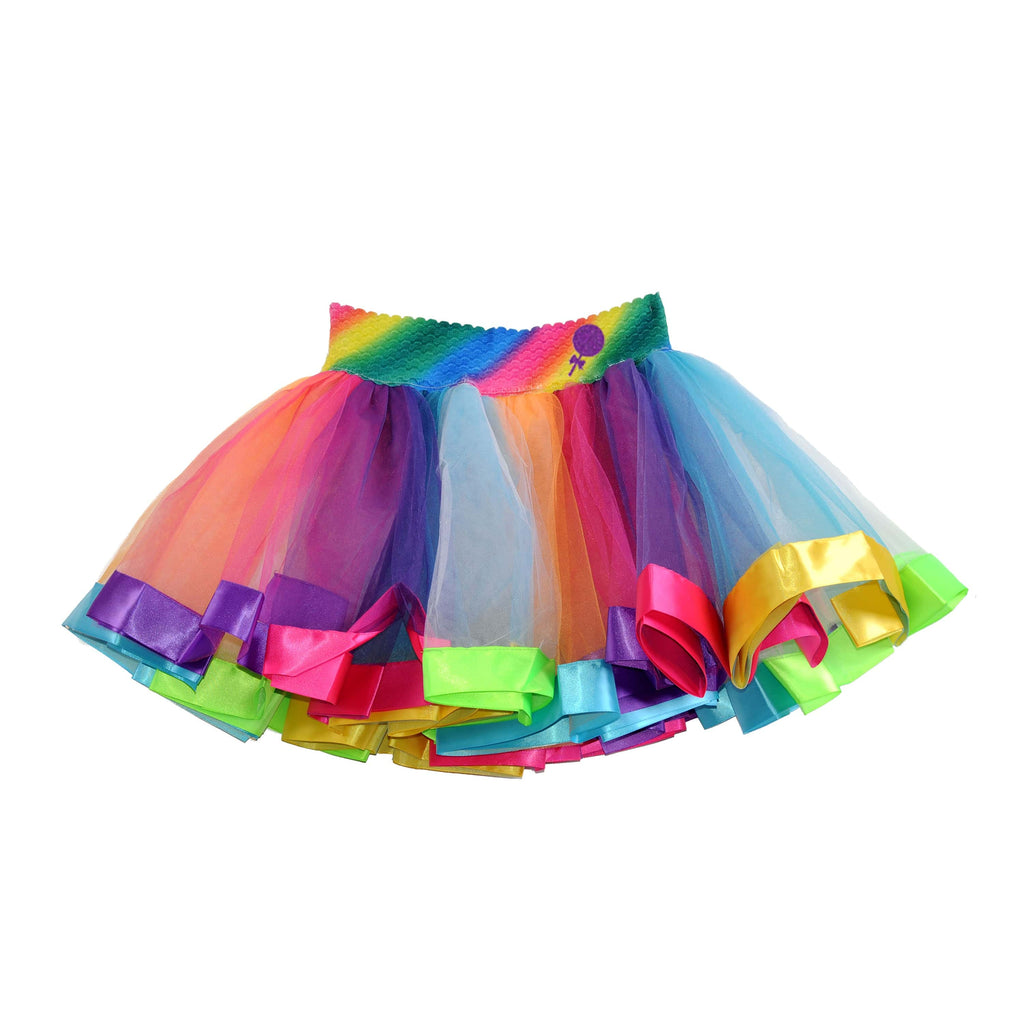 Rainbow Tutu - Lollipop