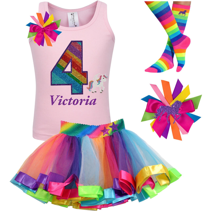 4th Birthday Outfit